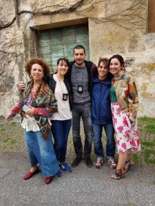 Cruciani - Preti - Tiberi - Campagnola
